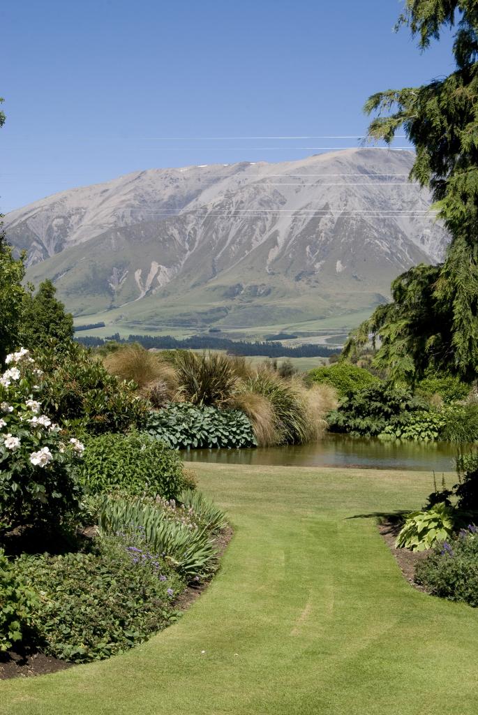 Middle Rock Garden